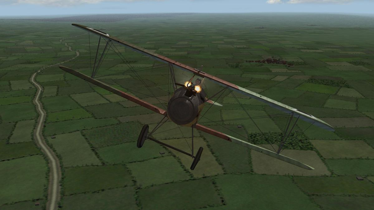 First Eagles 2 - stock Albatros DIII