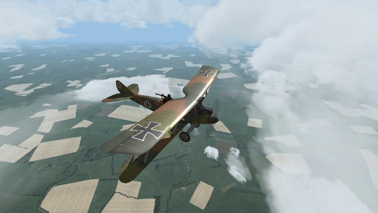 Wings Over Flanders Fields - Rumpler CIV