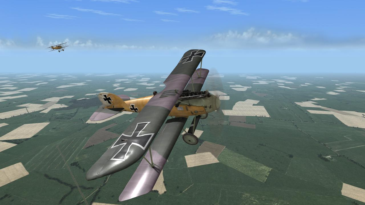 Wings Over Flanders Fields - Albatros DV