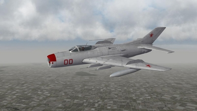 Strike Fighters 2 + NATO Fighters - MiG 19