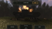 Steel Fury+STA mod: Op Bluecoat mission: brewed up Squadron HQ Churchill on the reverse slope of Hill 226