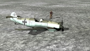 Bf 109E-1, Il-2 1946 + CUP, CUP Western Front Winter terrain