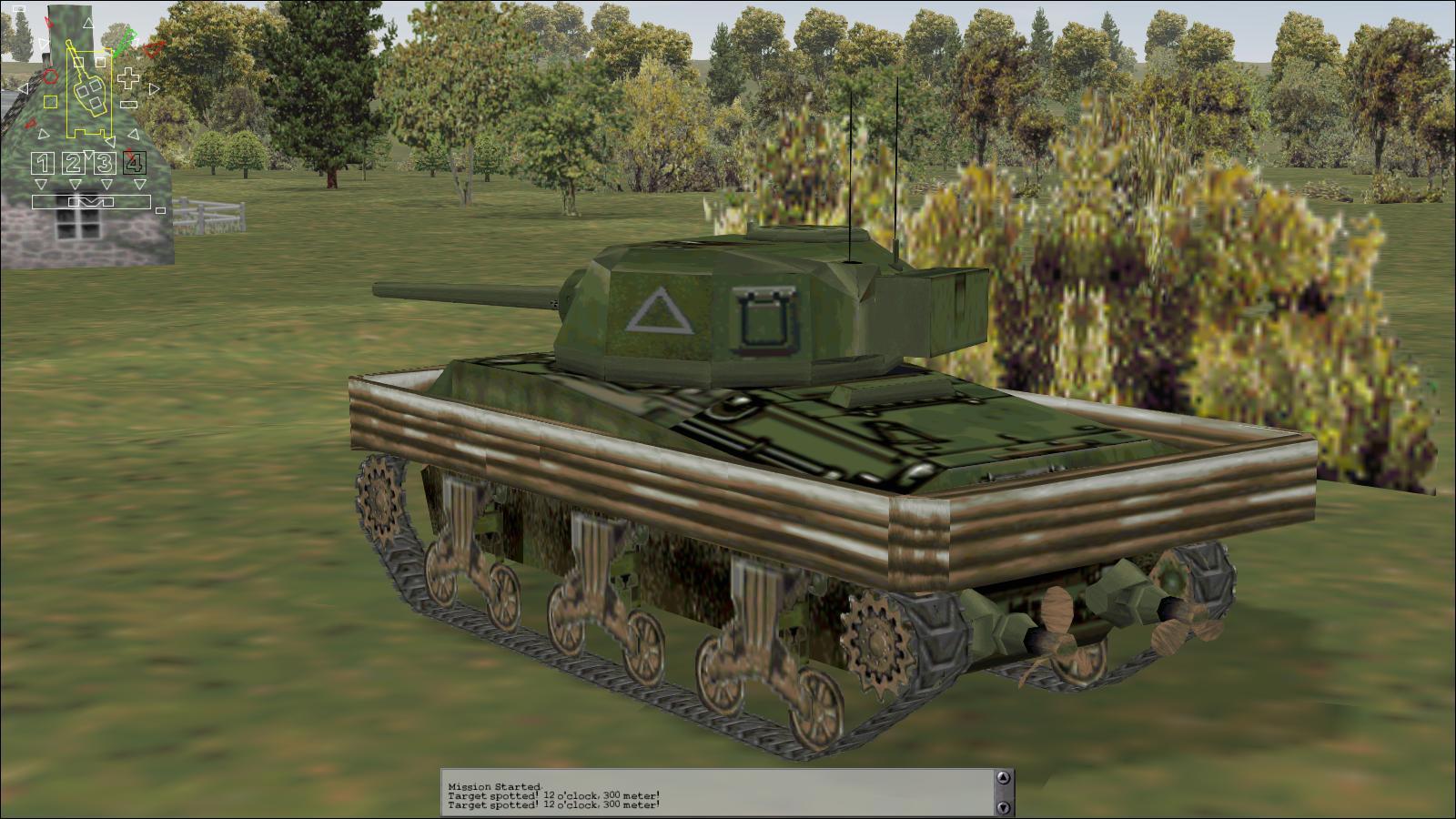 Panzer Elite - Britpack 44-x - Sherman DD