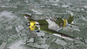 MS 406, Il-2 1946 + CUP, CUP Western Front Winter terrain