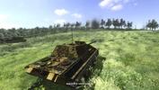 Steel Fury+STA mod - Jagdpanthers in ambush/hinterhalt scheme