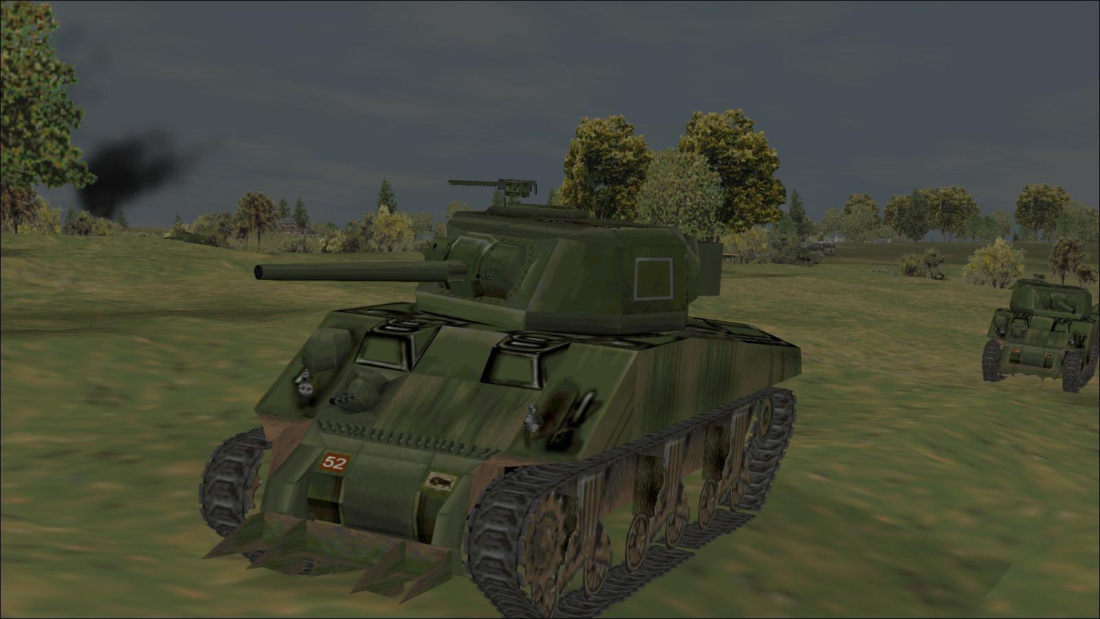 Panzer Elite + Britpack '44-x - East of Presles 1