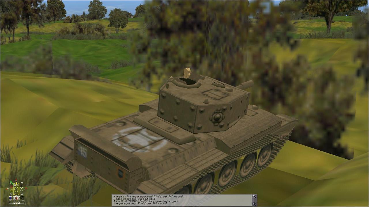 Panzer Elite, Britpack44-x beta, Cromwell VI