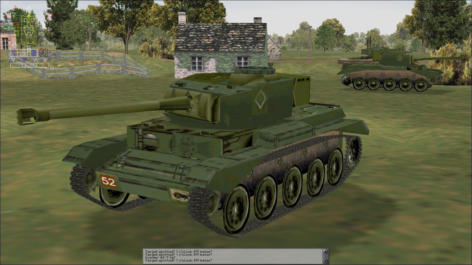 Panzer Elite - Britpack 44-x - Comet