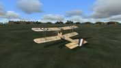 Wings Over Flanders Fields - BE2c, 16 Sqdn RFC, la Gorgue aerodrome, May 1915
