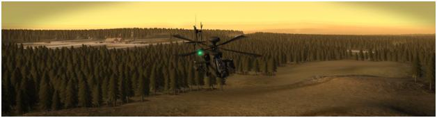 Combat Helo Screen Shot