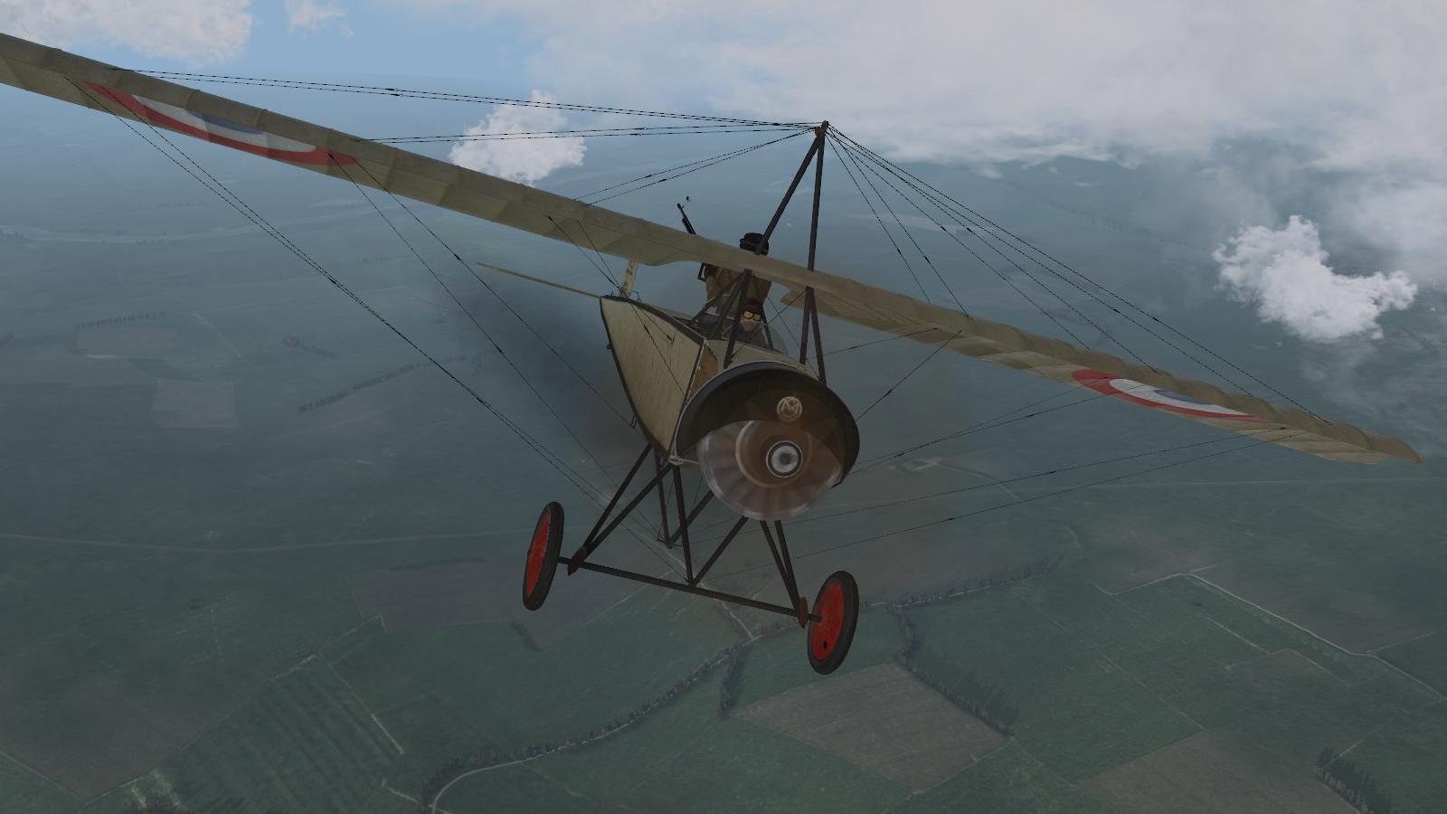 Wings over Flanders Fields - Morane Type L