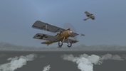 Albatros D.IIs escorting Aviatiks, Jasta 2 campaign, Wings over Flanders Fields