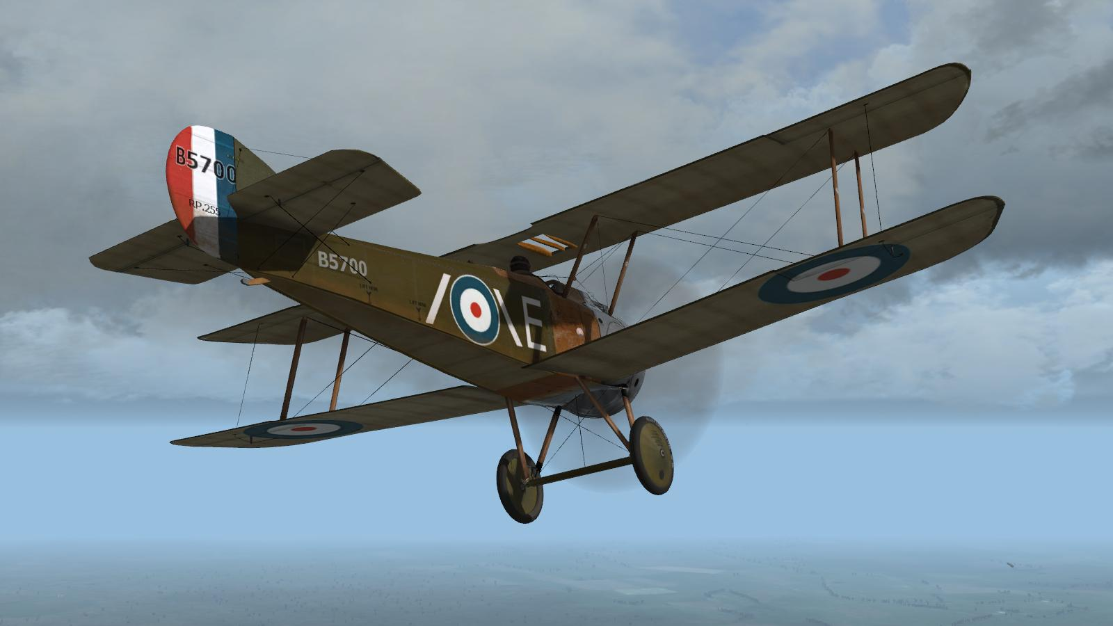 Sopwith Camel, Wings over Flanders Fields