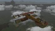 Albatros D.II, Jasta 2 campaign, Wings over Flanders Fields