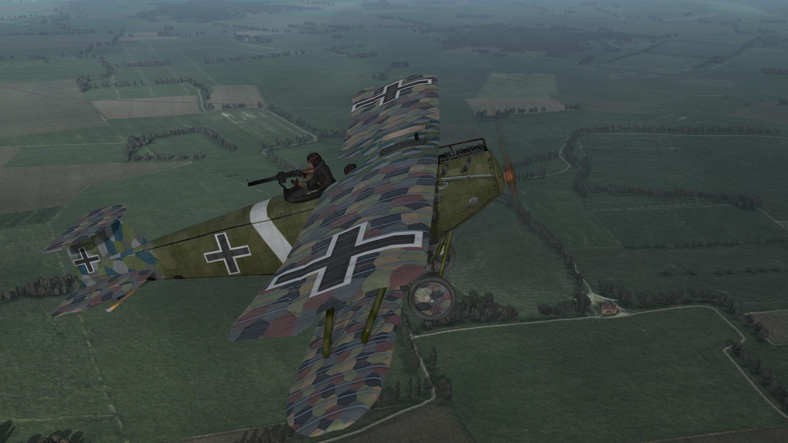 Wings over Flanders Fields - Hannover Cl.III