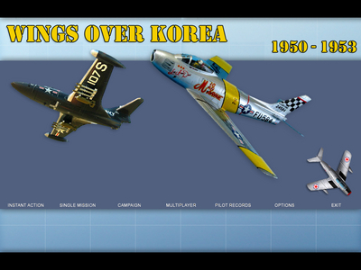 Wings Over Korea