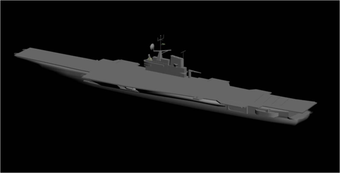 Coral Sea CV43