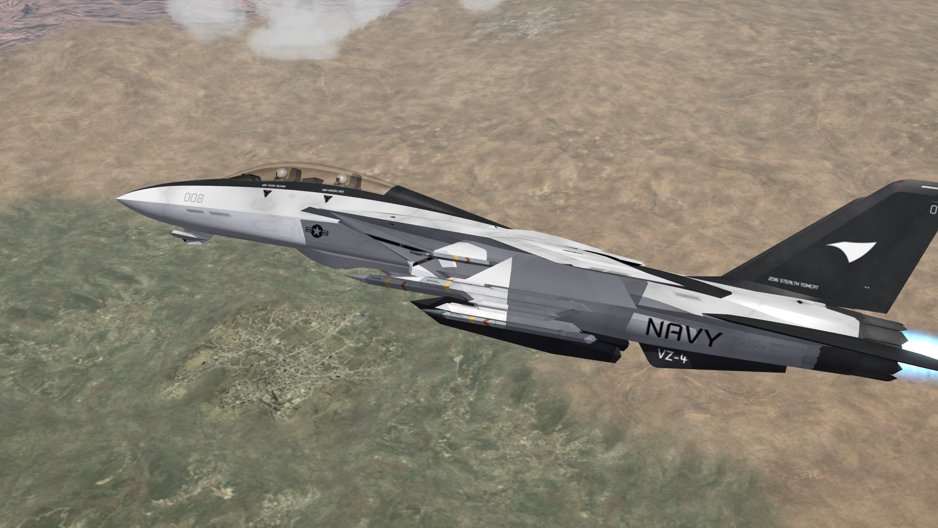 F-14Z Stealth Cat- 5