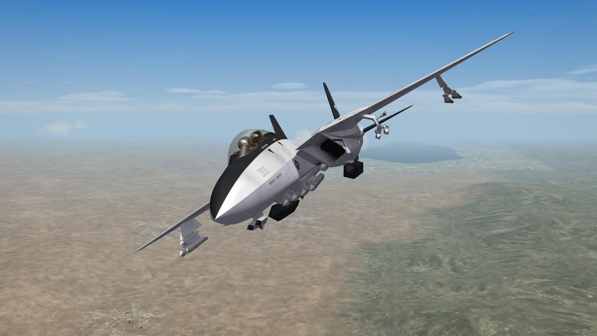 F-14Z Stealth Cat- 4
