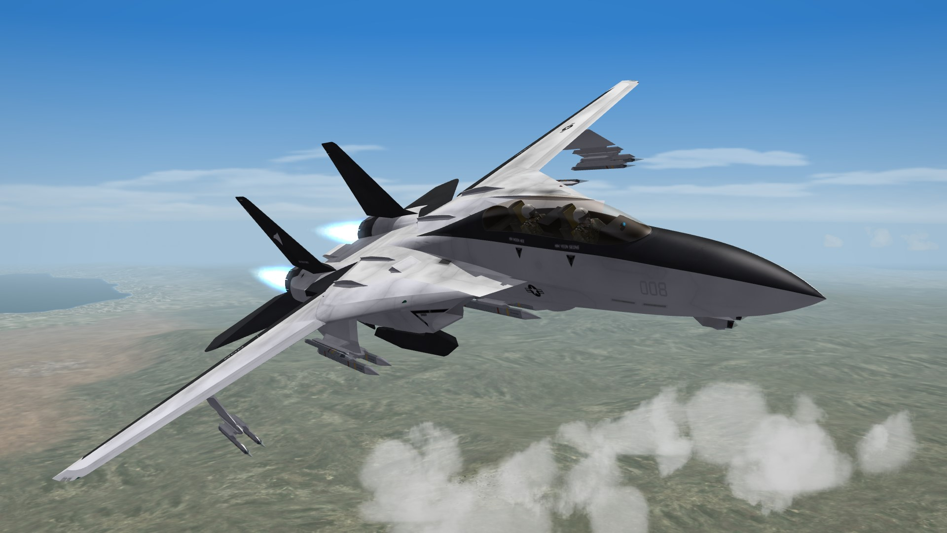 F-14Z Stealth Cat- 3