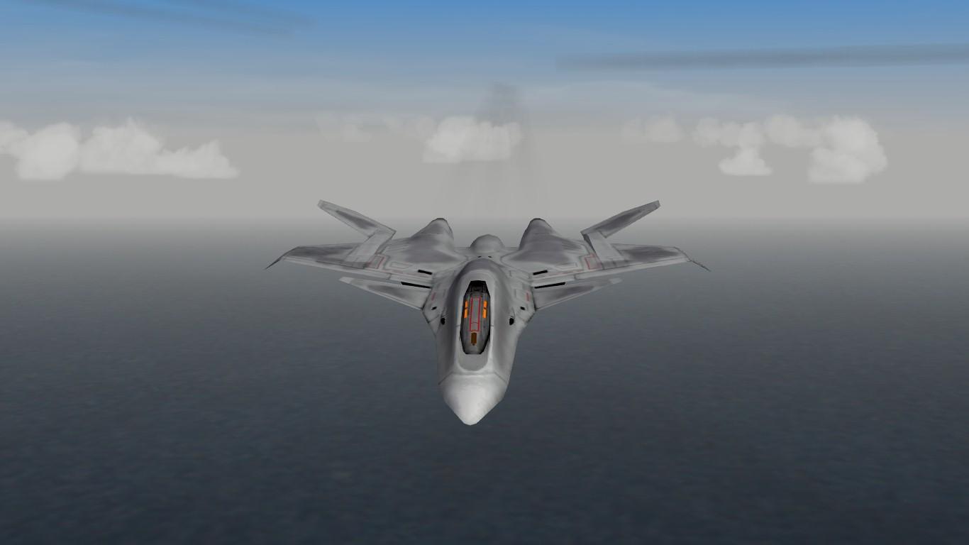 Test The Fenrir Fighter