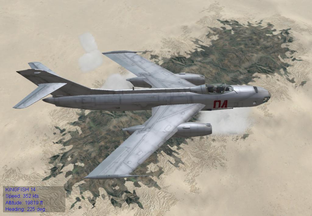 Yak-25B Desert2
