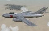 Yak-25B Desert1
