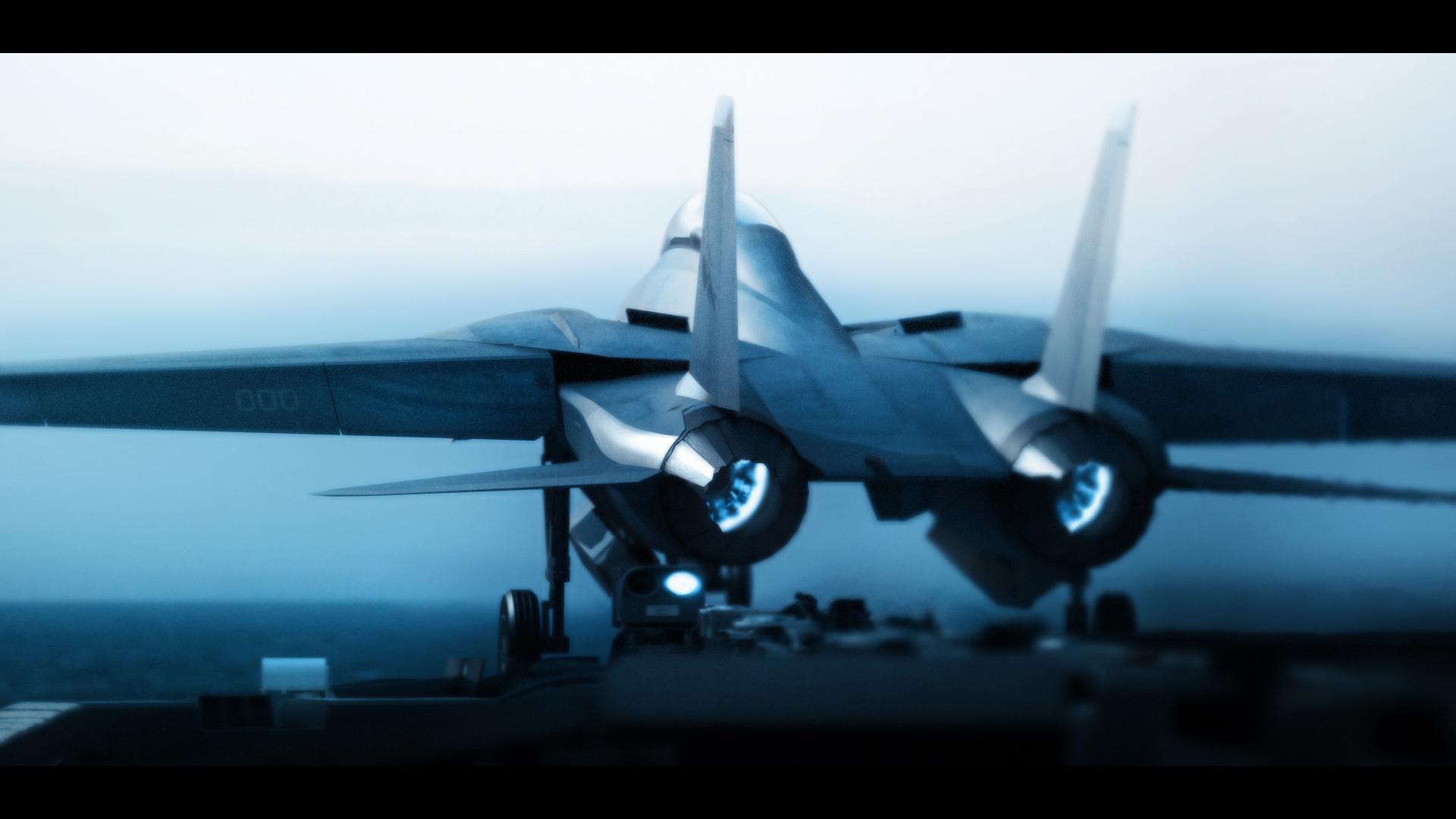 F 14Z take Off