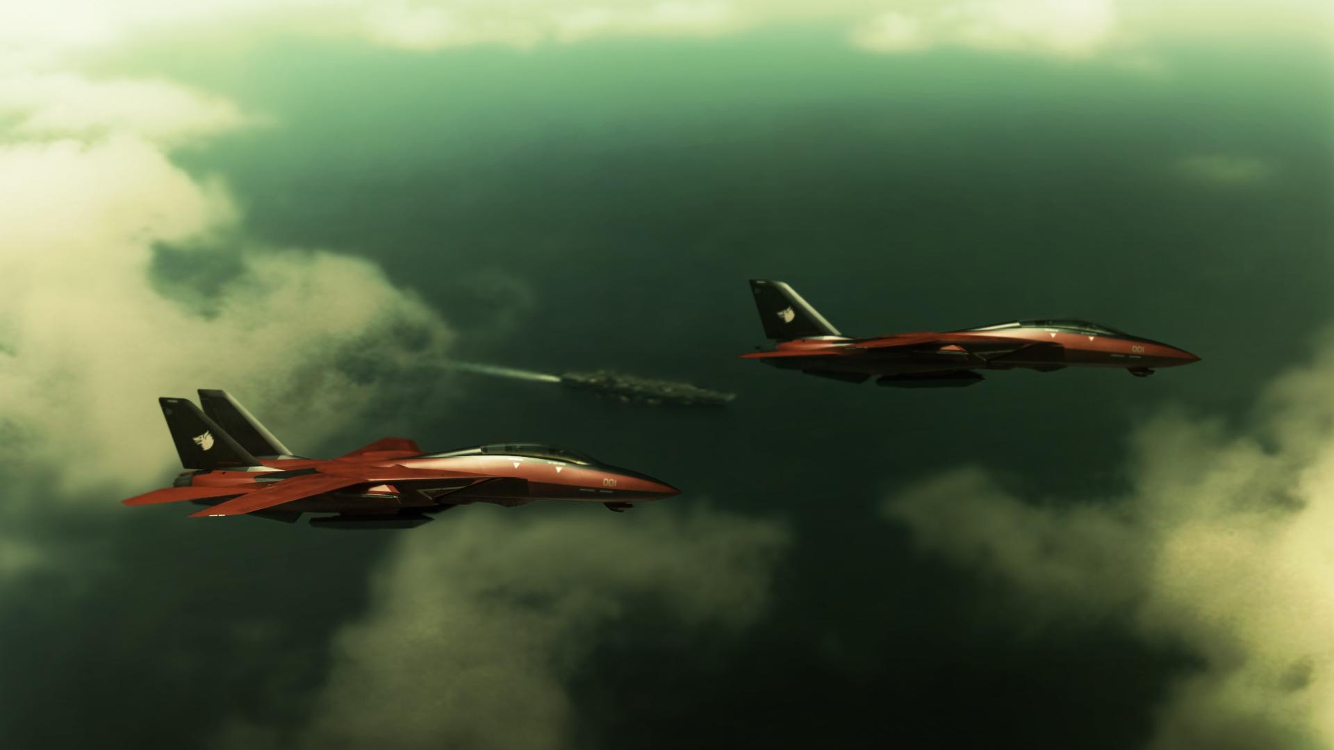 F-14Z- VZ 6 Red