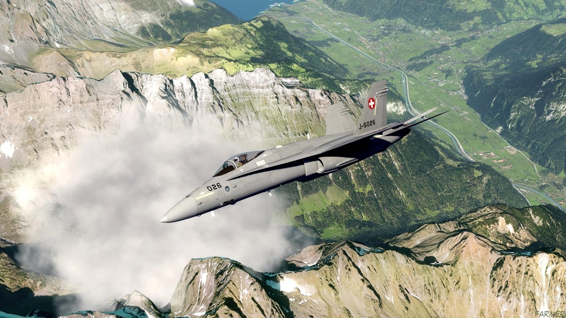 F 18A Hornet 03