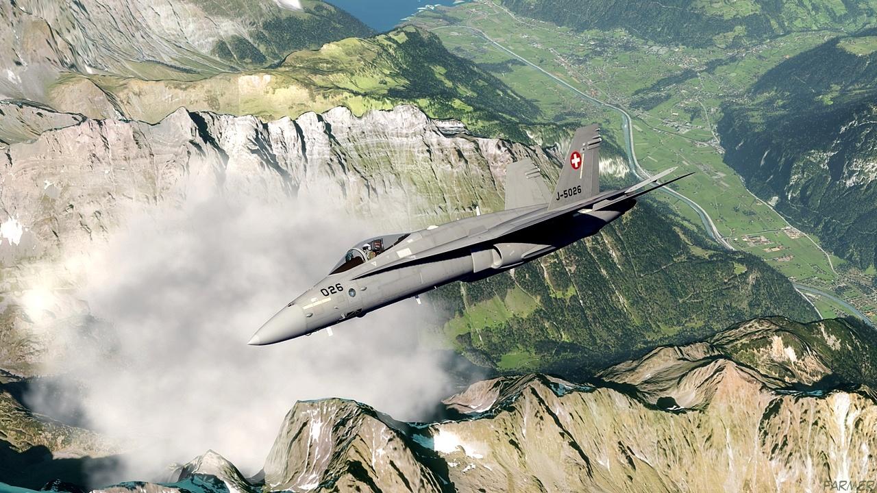 F 18 Hornet 13