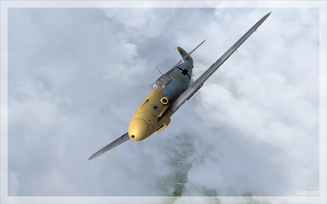 Me 109 F 2 02