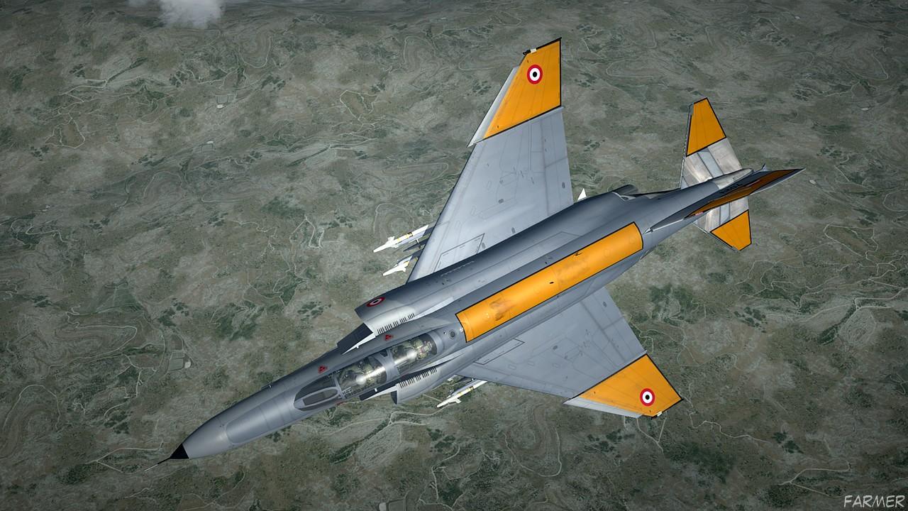F 4E Phantom EAF 07