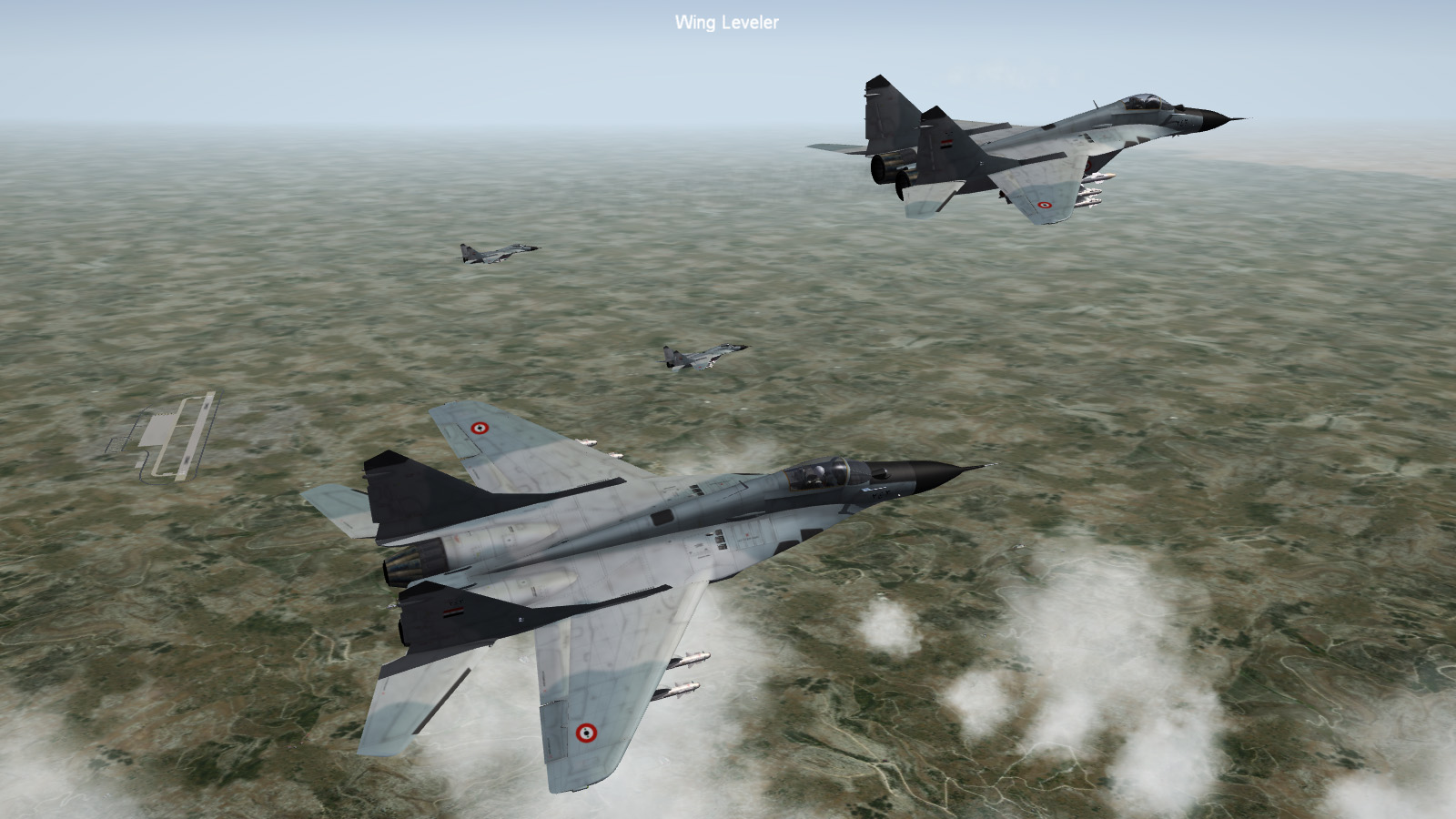 Syrian MiGs