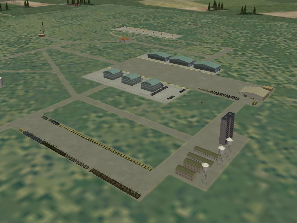 AFRICOM Depot