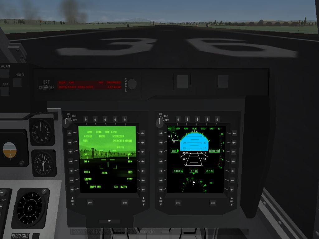 CV 22B Cockpit
