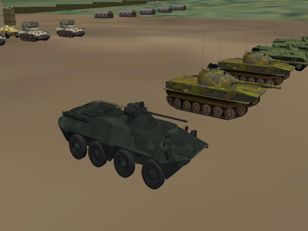 Soviet Reinforcements arrive