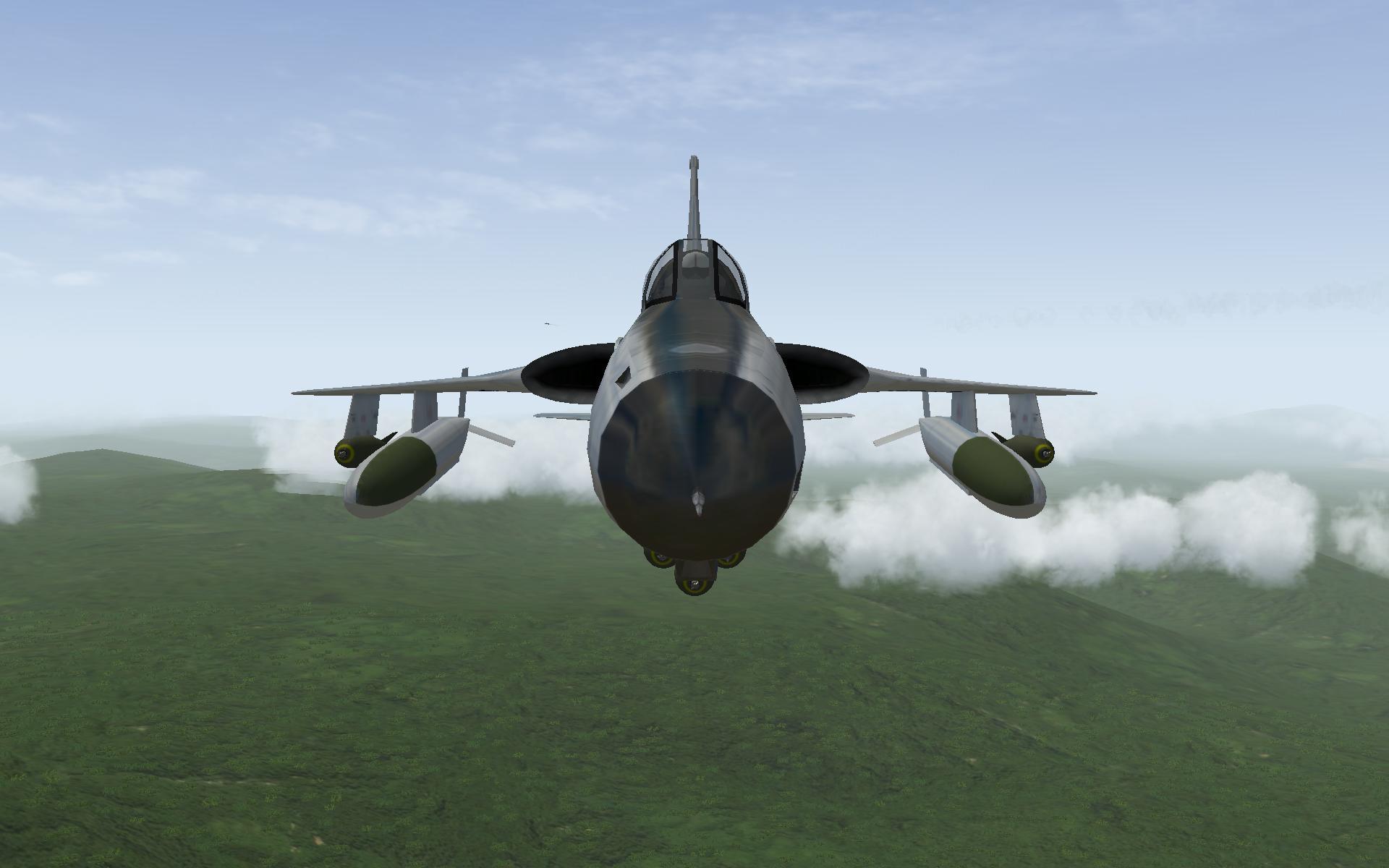 F 105 D  Chiefs Eye