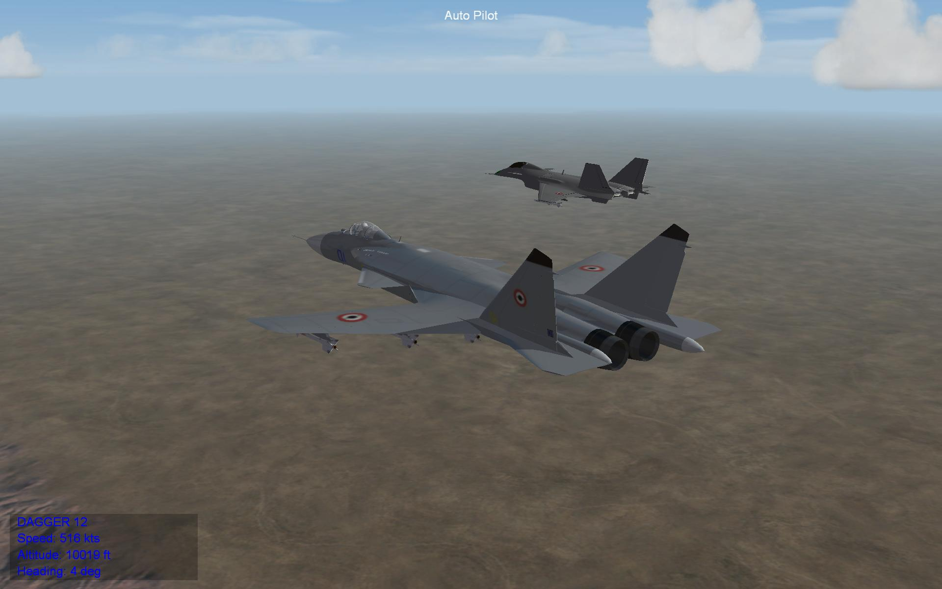 Syrian Air Force Su 47  And  MiG 1 44