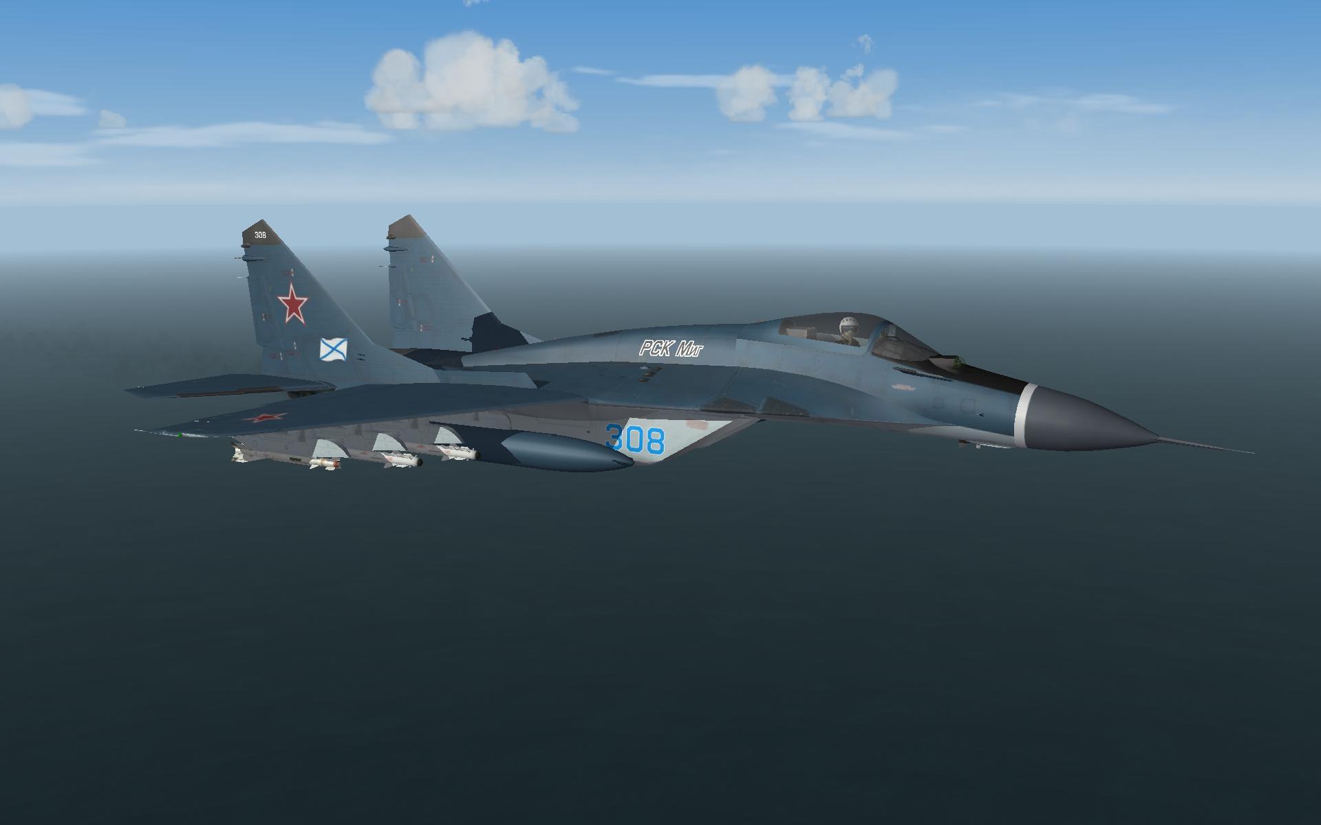 MiG 29K  001