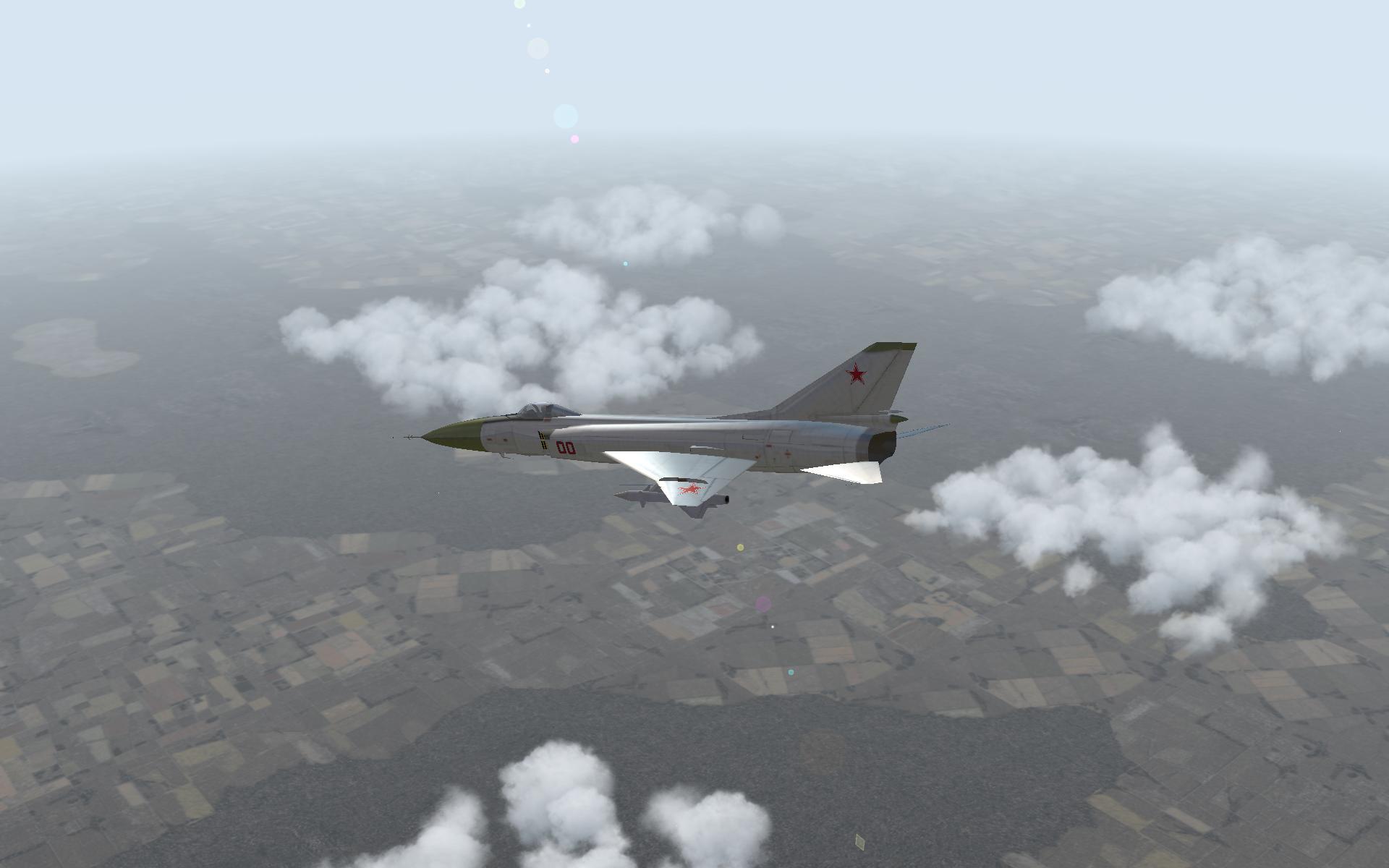 Su 15 over The DDR