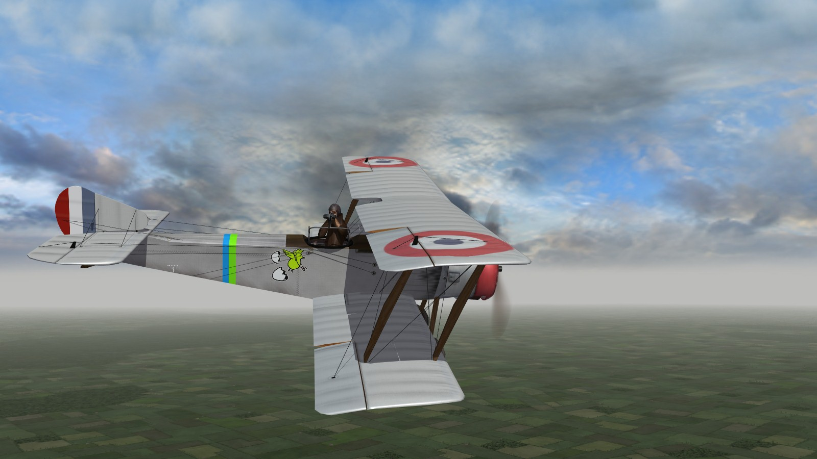 First Eagles 2 - Sopwith 'Strutter' 2A2