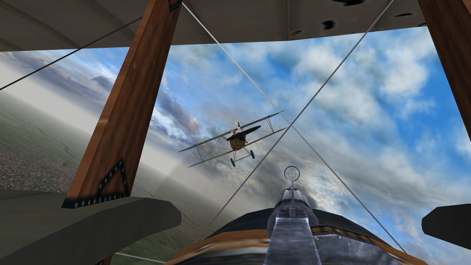First Eagles 2 - Tripehound hunts an Albatros #1