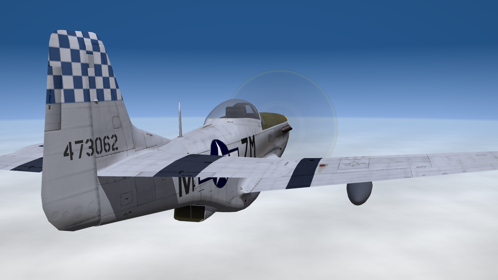 F-6A Mustang photorecon