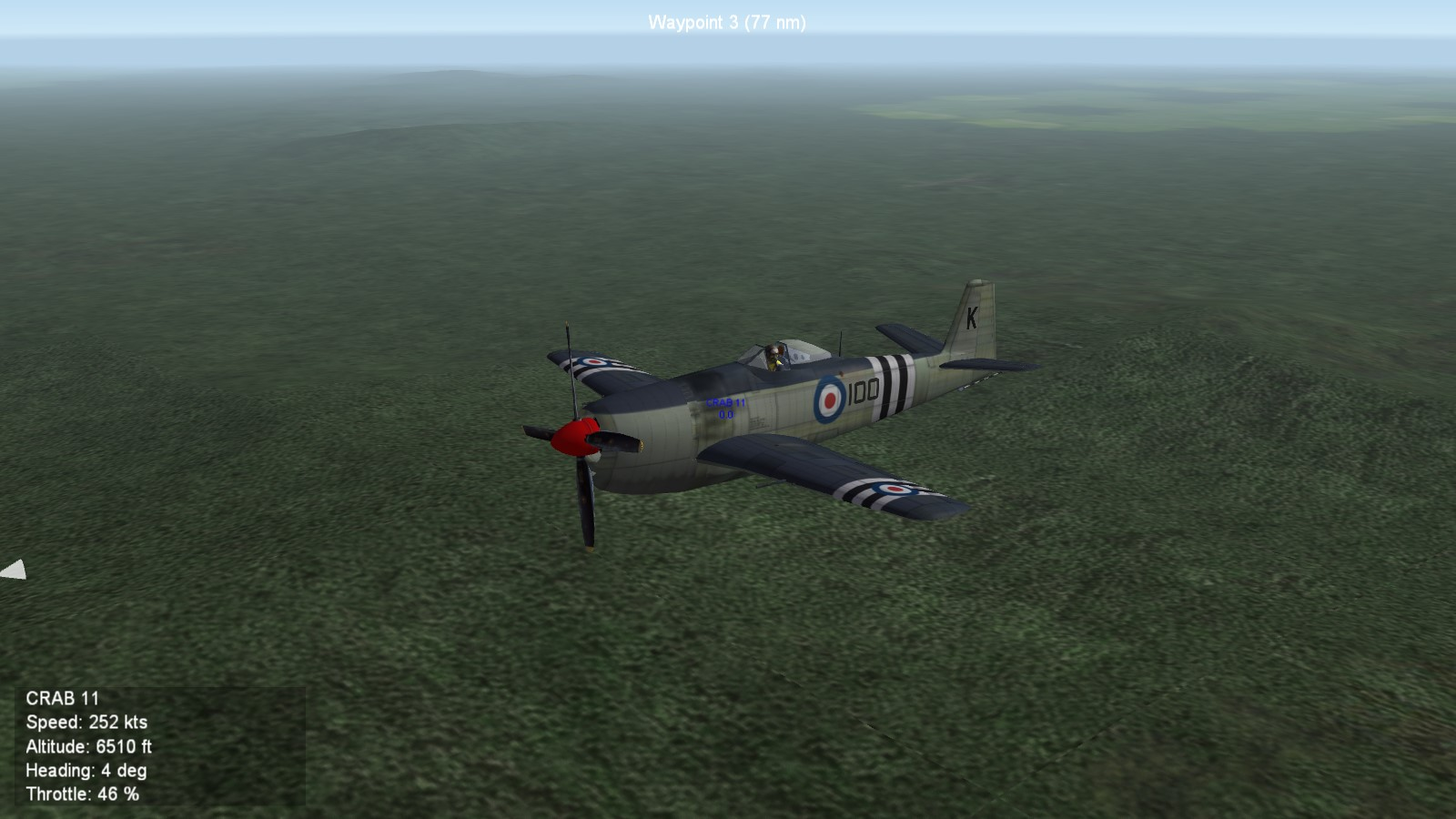 CAC CA-15 Kangaroo Mk.I