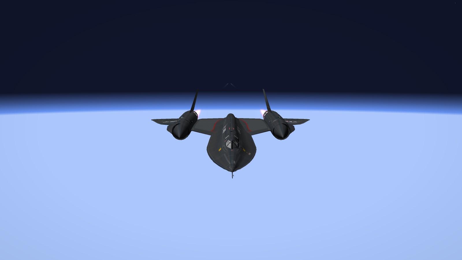 SR-71 Recon