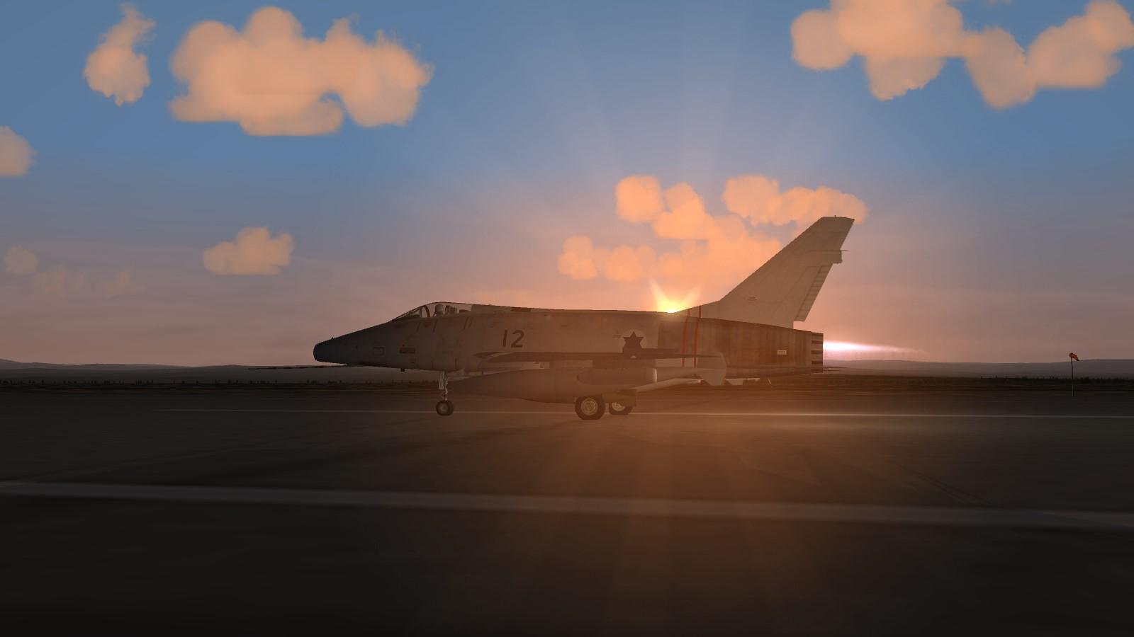 IAF F-100C