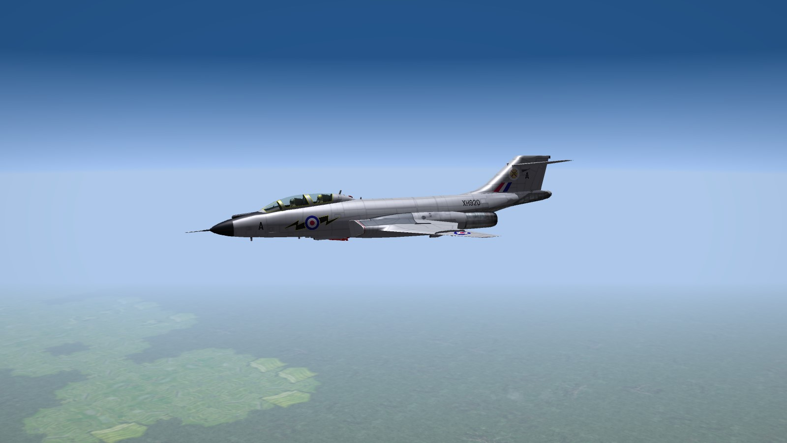 Voodoo FAW.4 'Treble One' Squadron