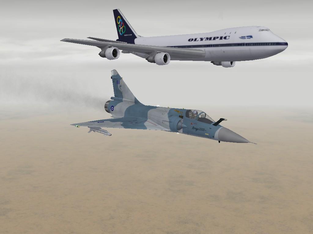 M2000 B747