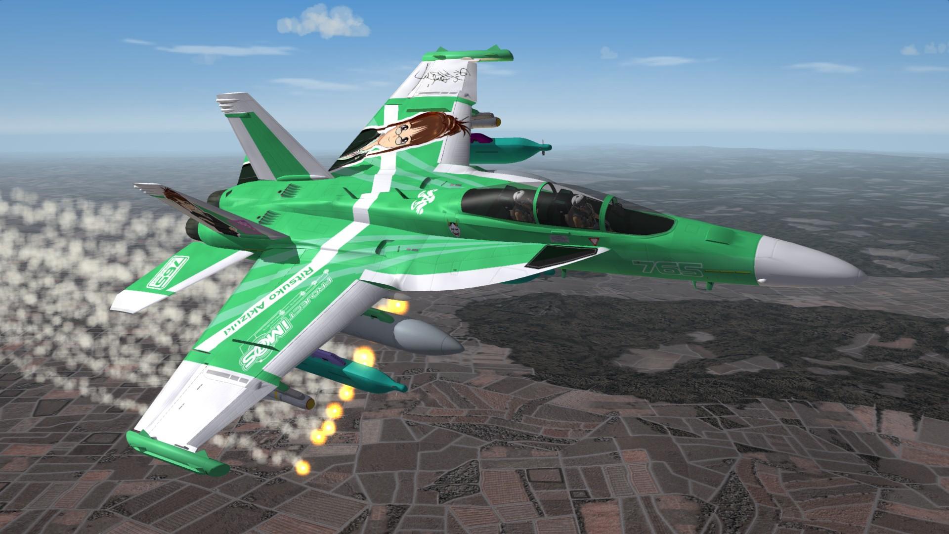 EA-18G -Akizuki Ritsuko-